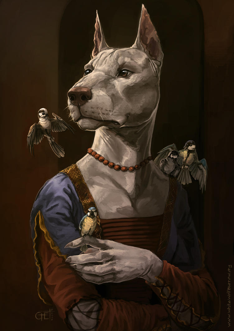 Lady With the Tits by c-t-elder