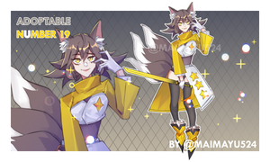 [CLOSED] ADOPT AUCTION Number :19