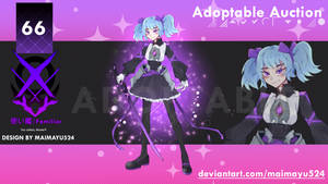 [CLOSED] ADOPT AUCTION Number :66