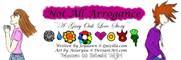 Banner - Not All Arrogance by Aisuryuu