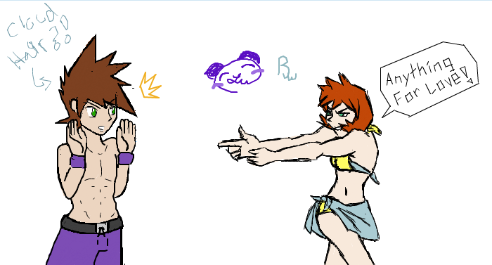 Gary + Misty Bang Bang by Aisuryuu