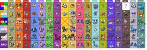 Meme - Favorite Pokemon by Aisuryuu