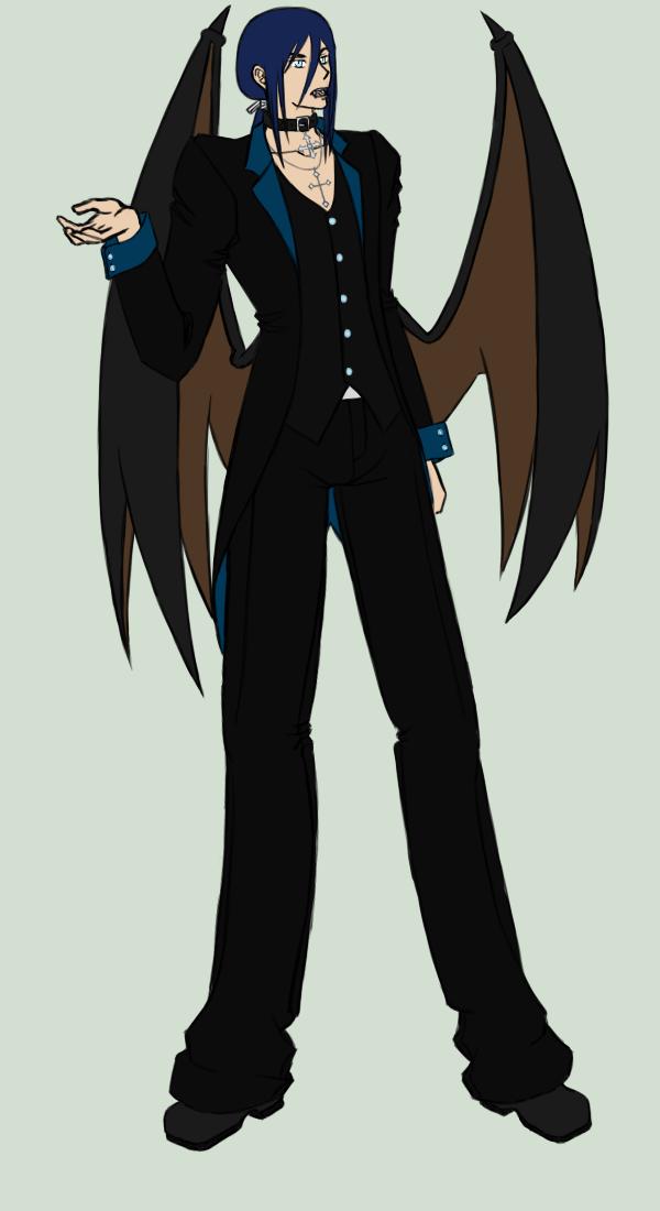AoH - Vampire Draco by Aisuryuu