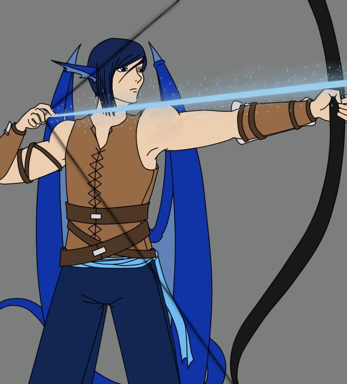 Archer Draco by Aisuryuu