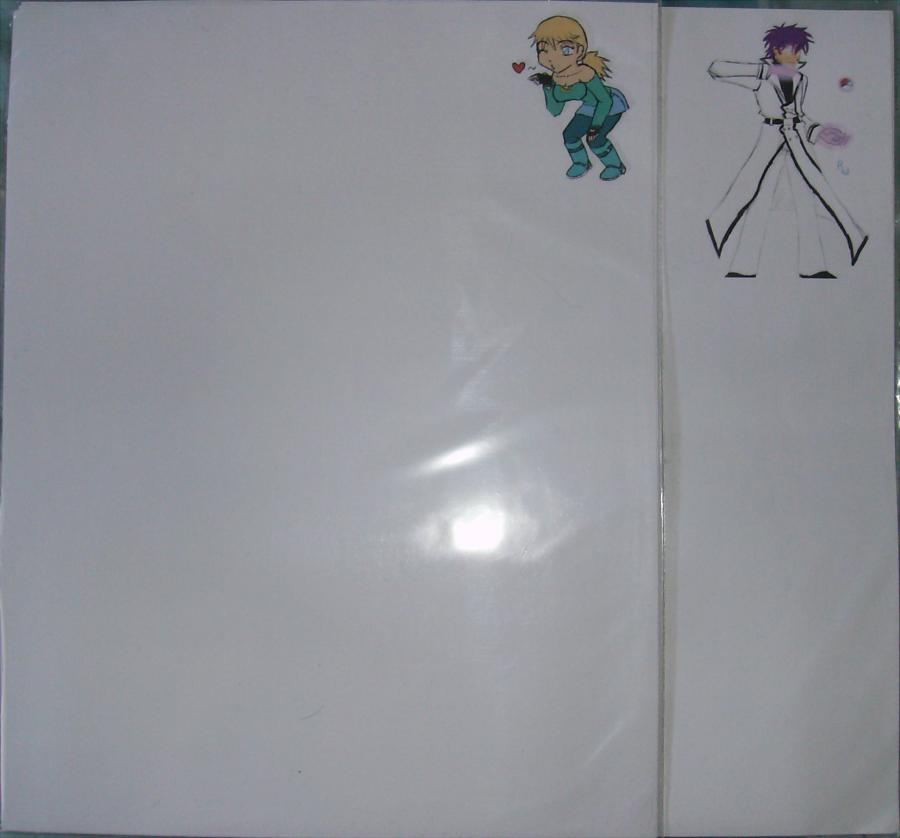 Stationary Sale! PokeOC's 2 by Aisuryuu
