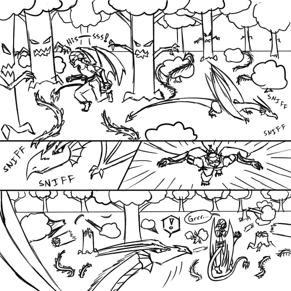 S4 - Forest Exam - pg9 by Aisuryuu