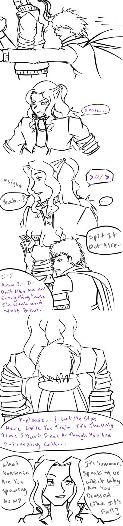 Doodle Comic - Walita Bros. - 1 by Aisuryuu