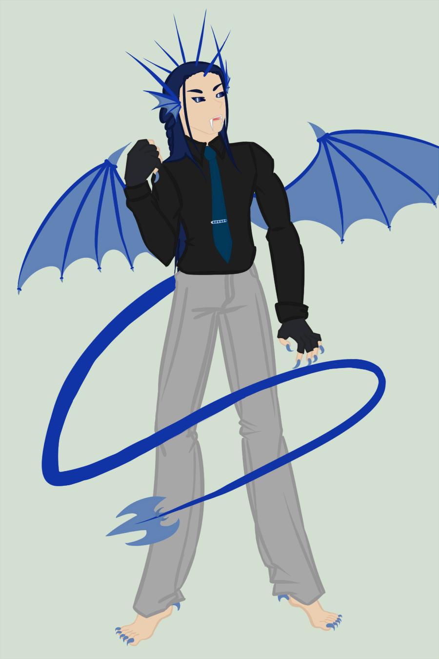 AoH - Draco Doodle by Aisuryuu