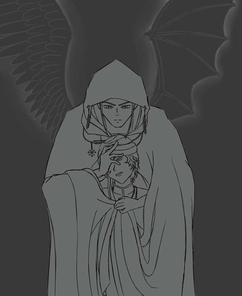 019. Grey - originalverse by Aisuryuu
