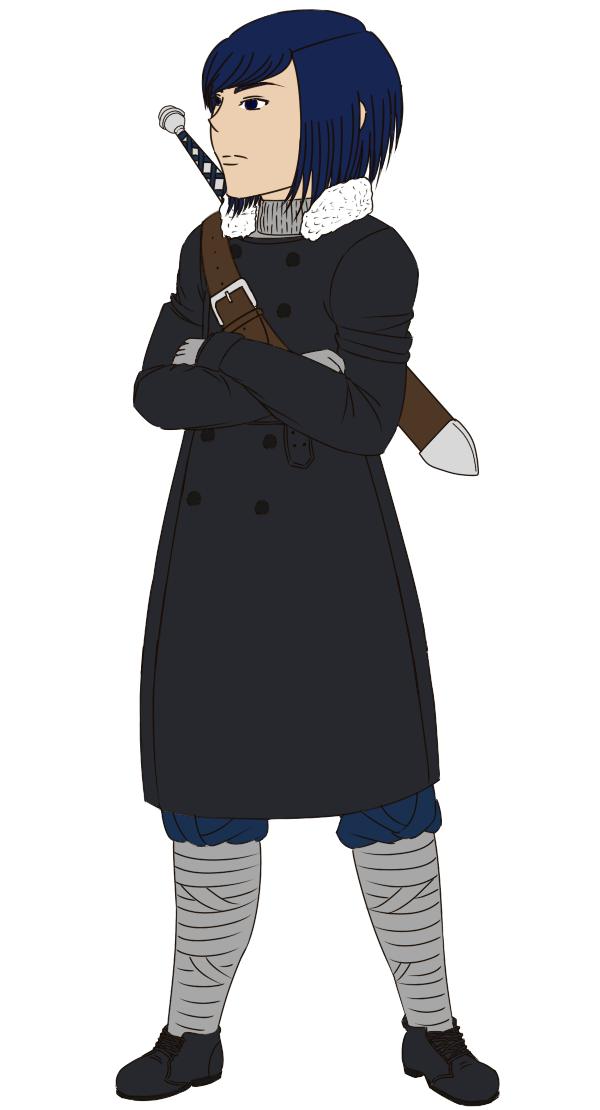 Time Patrol Draco by Aisuryuu