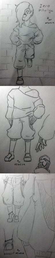 Teen Sketch Ref - Zero -