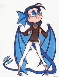 AoH - Collab - chibi Draco