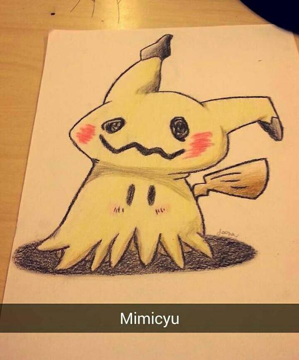 Mimicyu by WoodiVillage