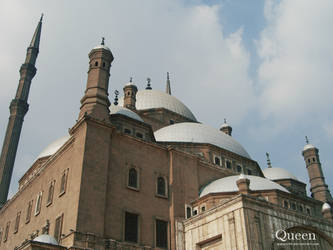 Mohamed Ali Mosque I by queen198