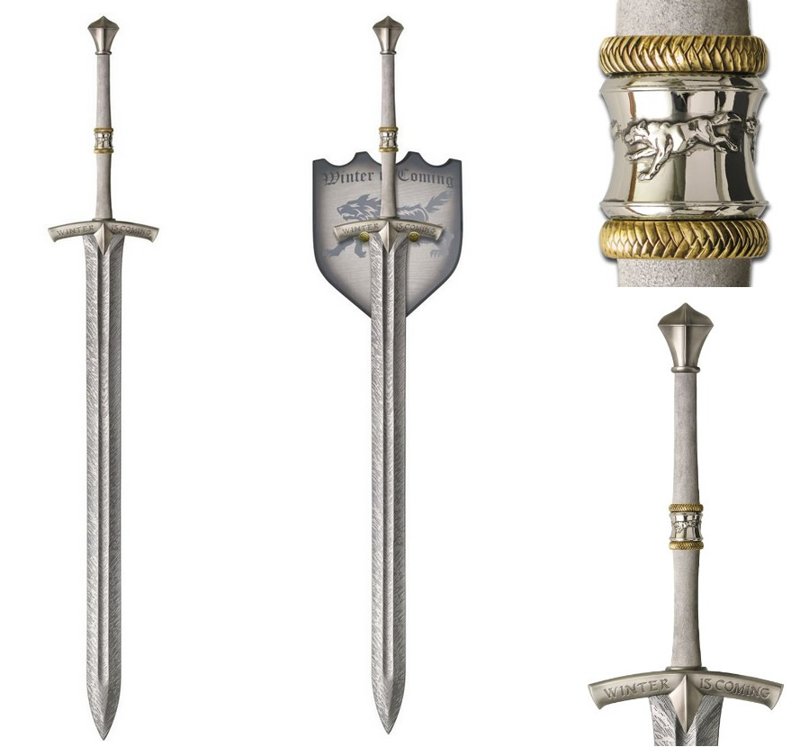Game of Thrones Sword Ice