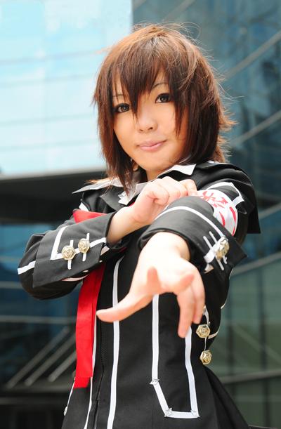 Vampire Knight - Yuuki Cross 1 by Ayatenshi