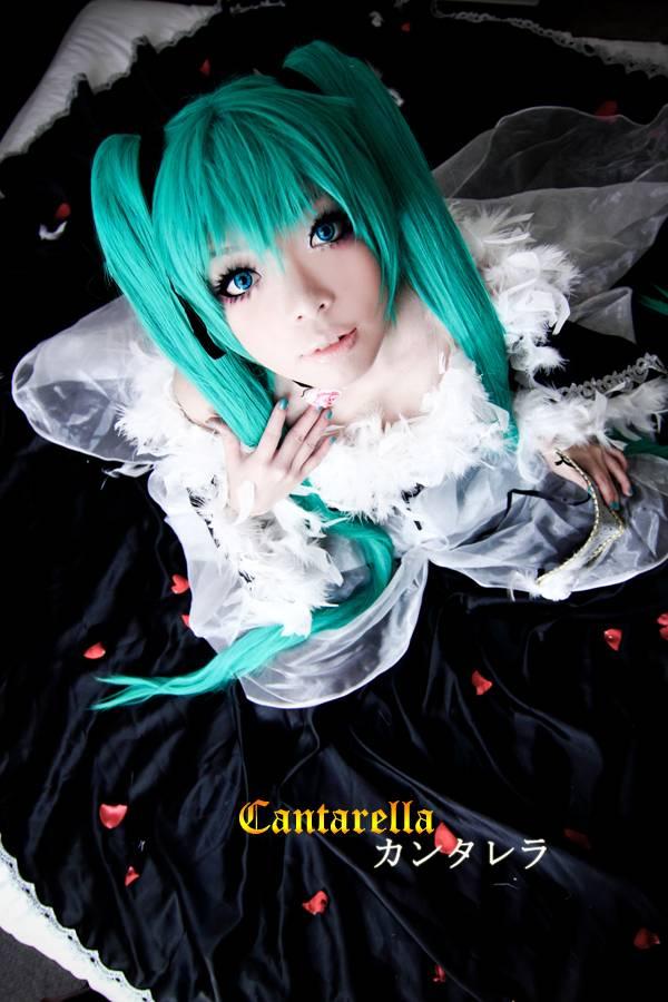 VOCALOID - Cantarella: Miku 1 by Ayatenshi