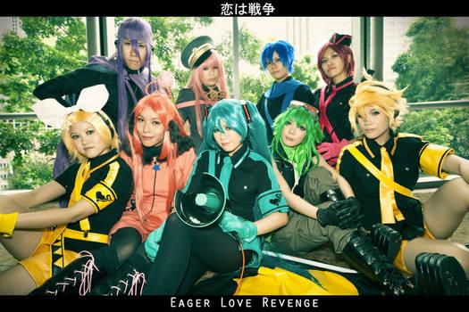 Vocaloids: Eager Love Revenge