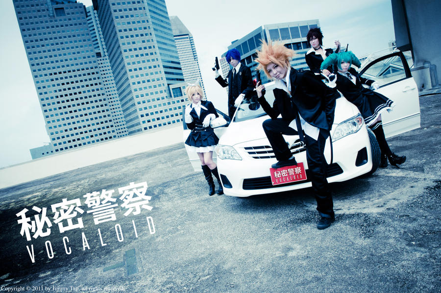 VOCALOIDS: Secret Police by Ayatenshi