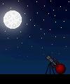 Astronomy Animated by pokeyourheadoff