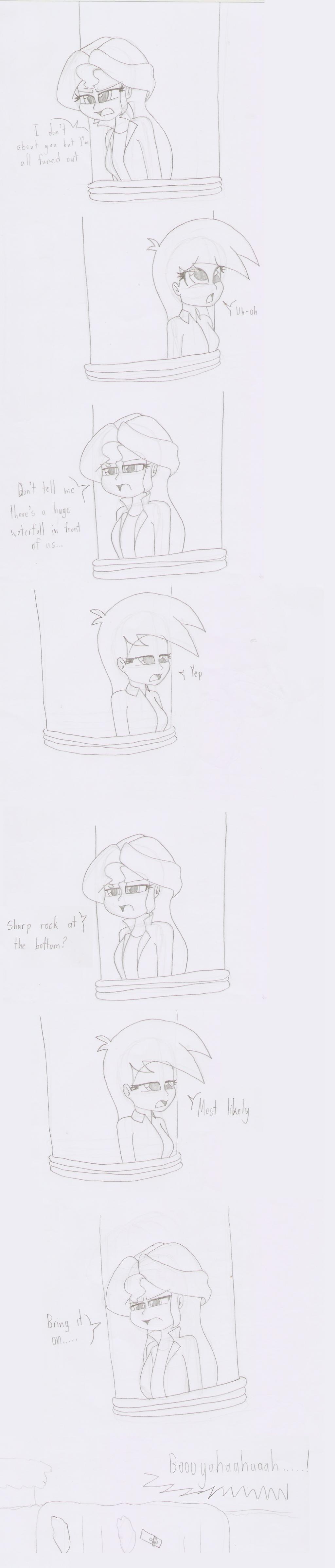 Kuzco Joke by TheWanderer93