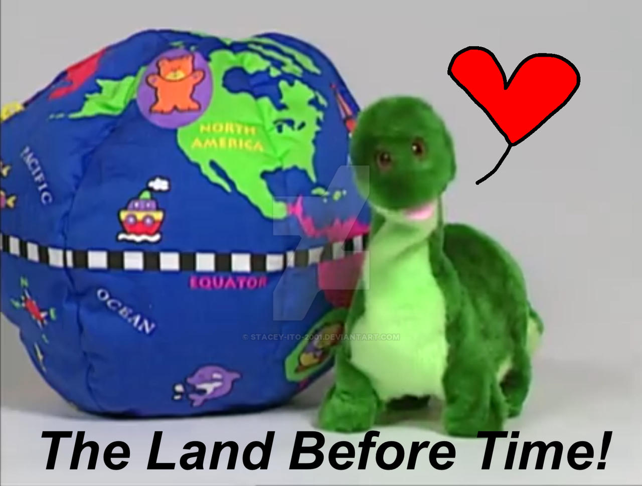 Land Before Time Littlefoot Parody Wallpaper By Stacey Ito 2001 On