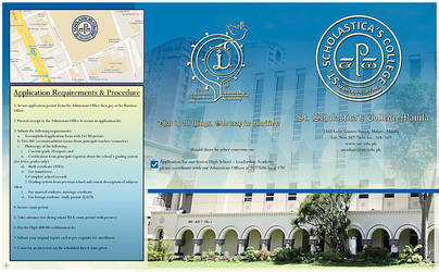 SSC-SHS Brochure outside