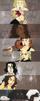 Ladies of CP by Karisele