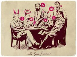 La gran reunion by mathiole
