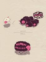 Clube das ovelhas negras by mathiole