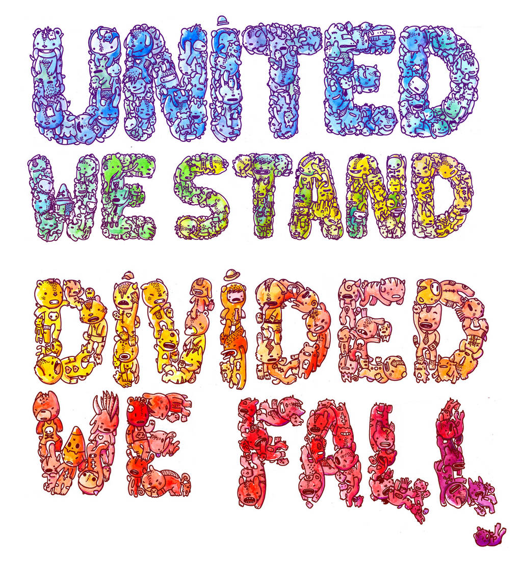 United we stand by mathiole