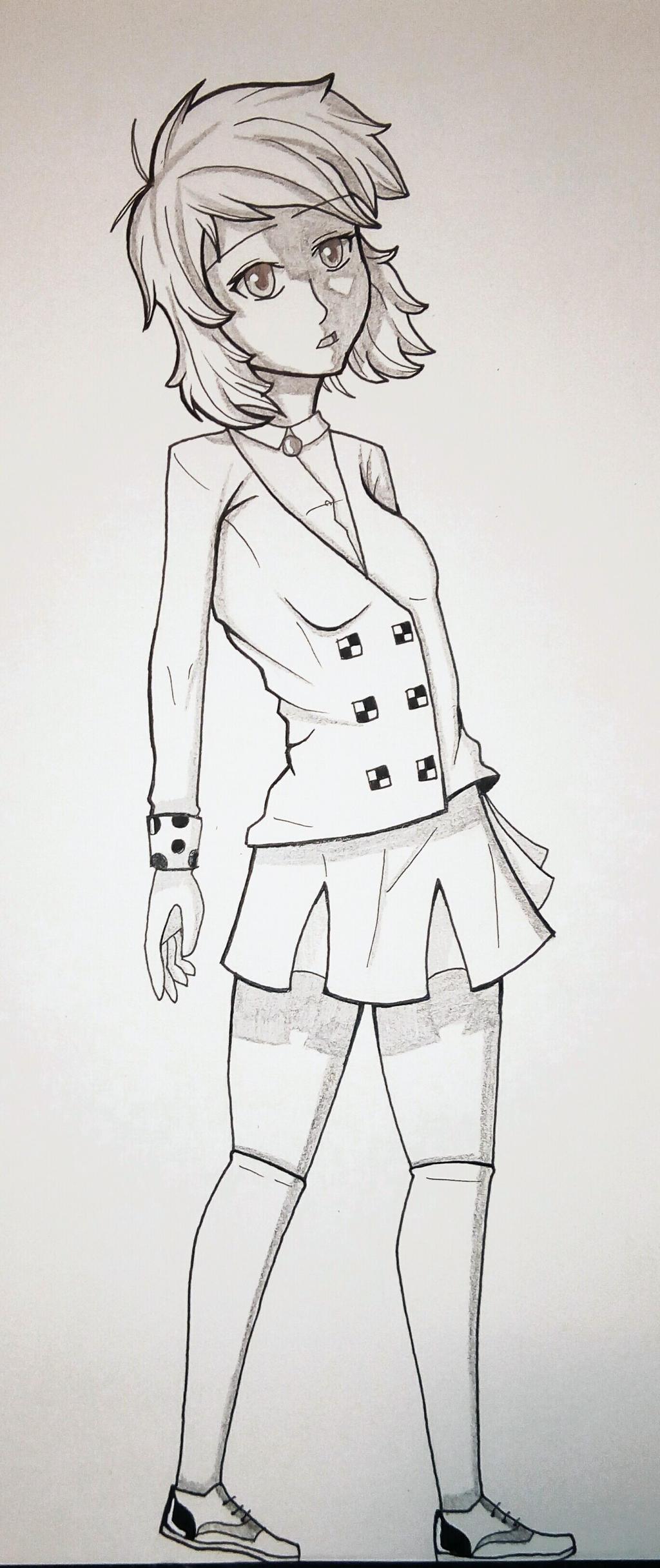 Veronica Sawyer by drawingwolf17