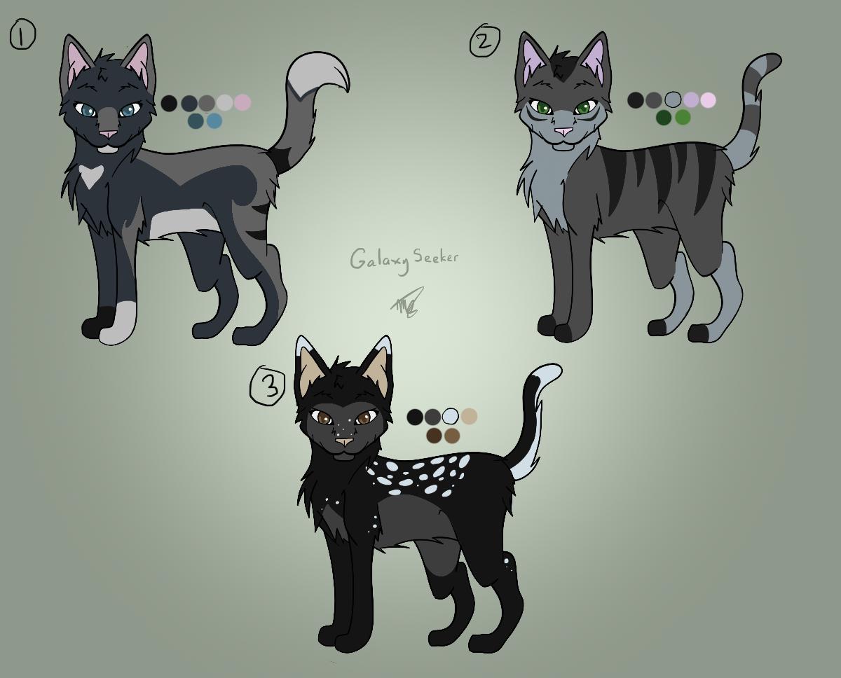 Custom Designs - Galaxyseeker by drawingwolf17