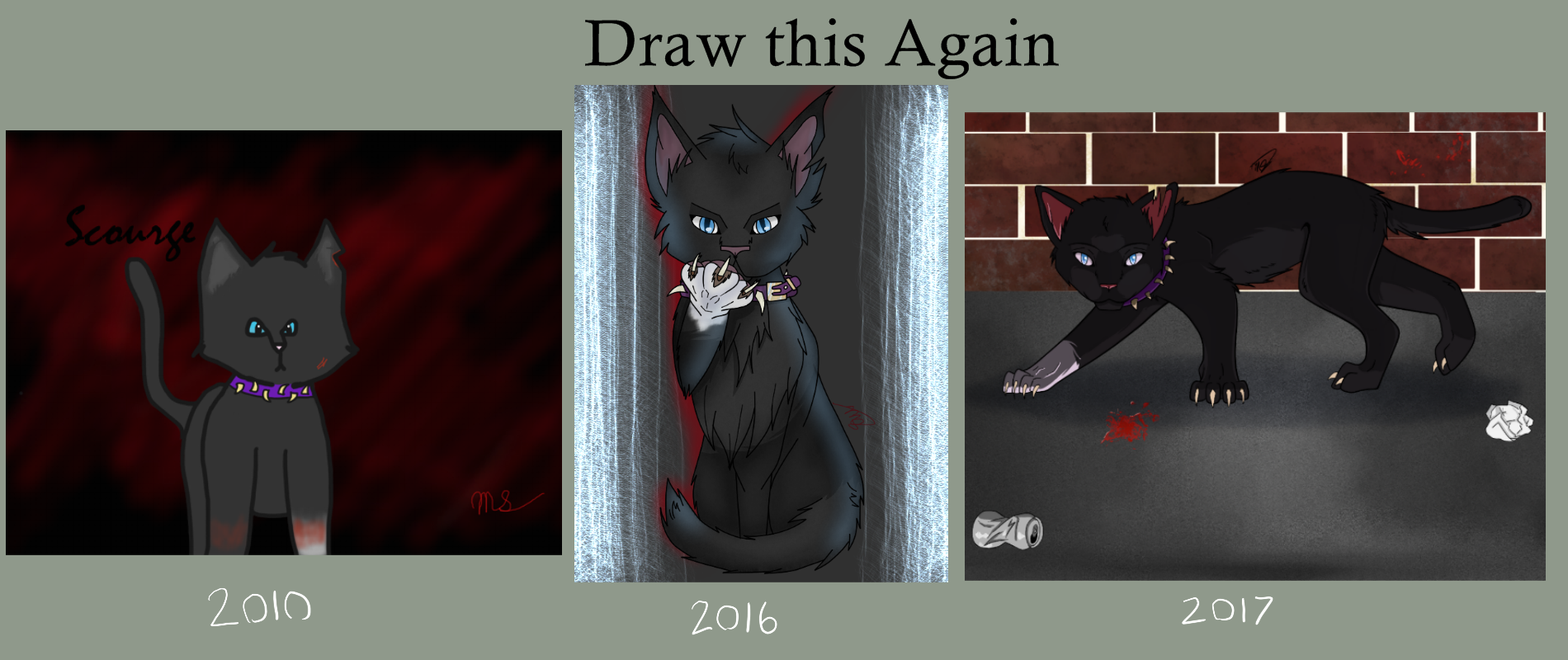 Draw this Again by drawingwolf17