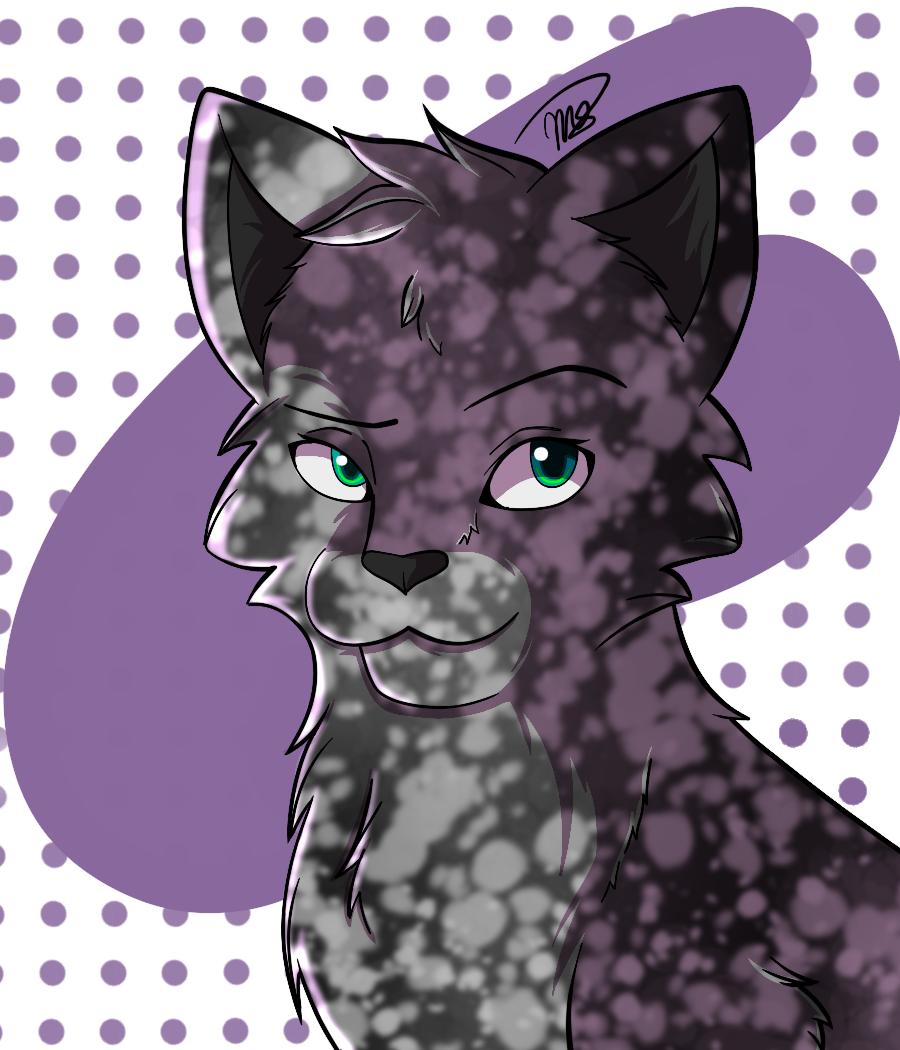 Request - Dustfern by drawingwolf17