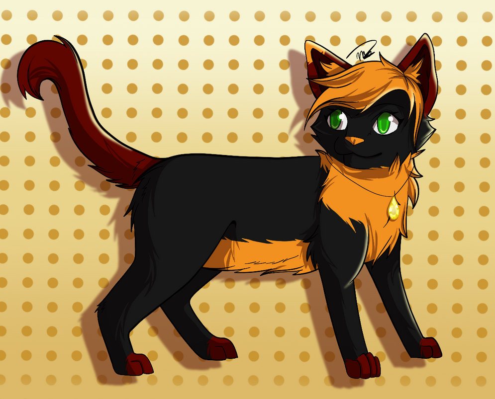 Contest Entry- Emiley by drawingwolf17