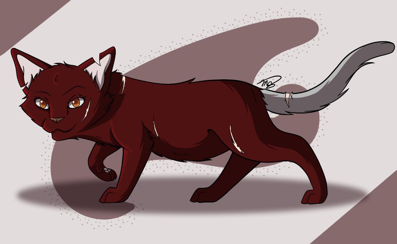 Burnscar - Request by drawingwolf17