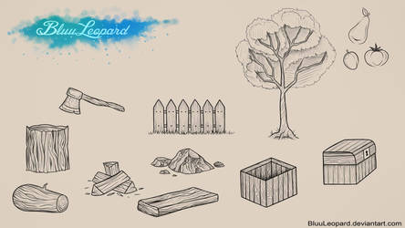 Mysterious Items...