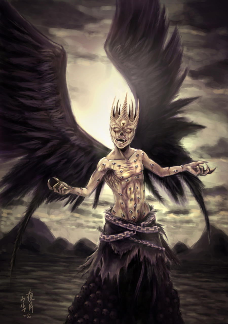 Samael Demon Images - Reverse Search