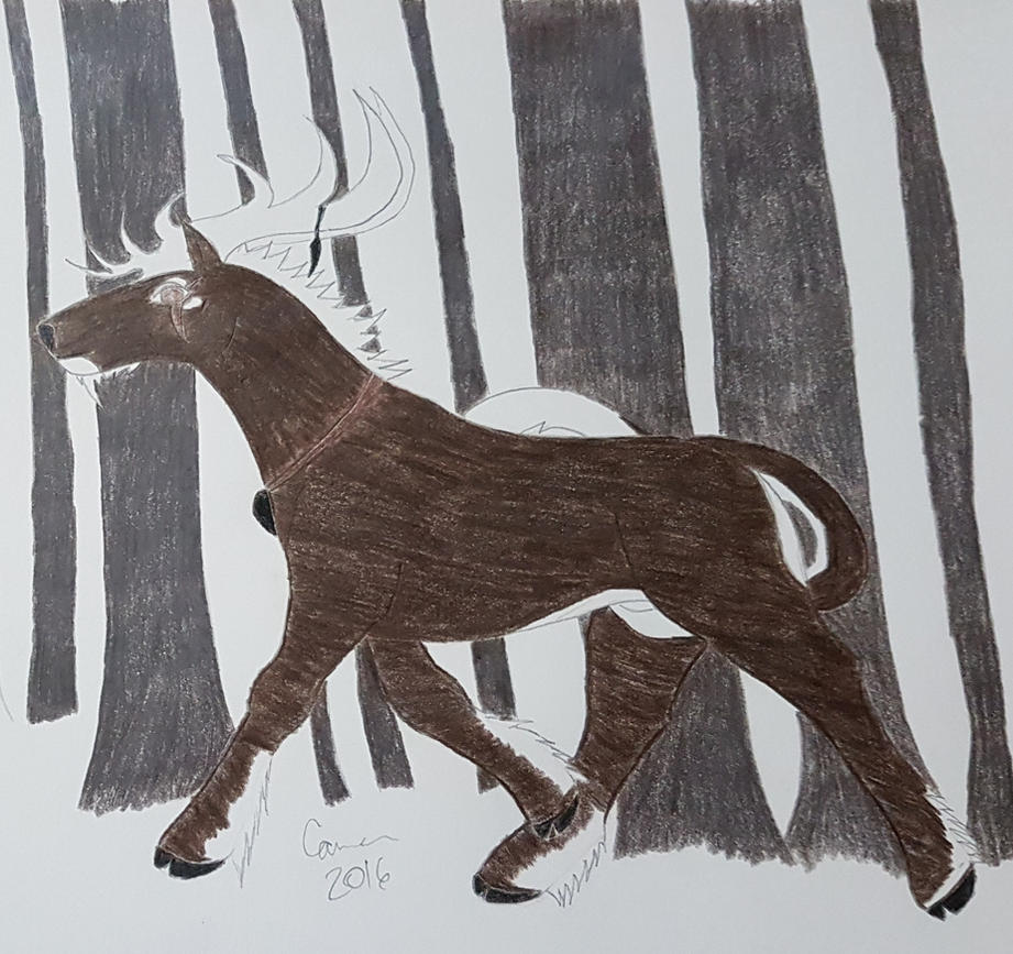 Bojan comission for brytewolf by Ookamigirl00