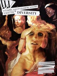 Venus Versus Vogue : Poster 1 by dallypatty
