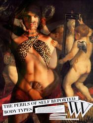 Venus Versus Vogue : Poster 3 by dallypatty