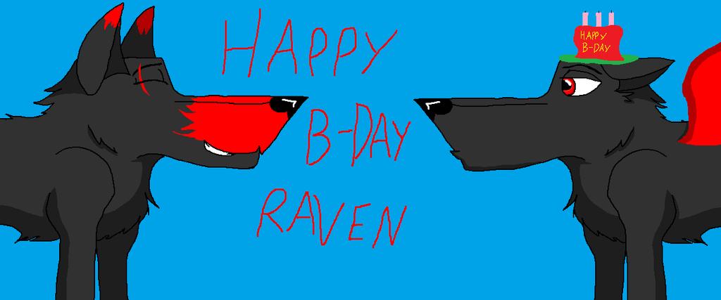 Happy Birthday Raven by HungerGamesTribute45
