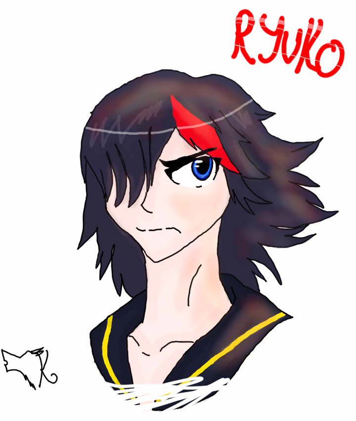Ryuko by HungerGamesTribute45