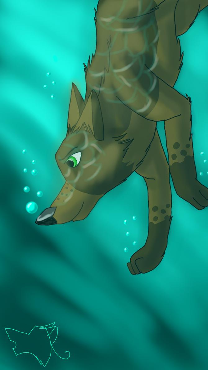 Swimmer by HungerGamesTribute45