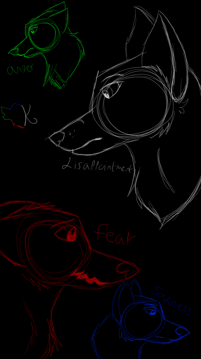 Emotions by HungerGamesTribute45