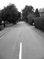 Sinfin Moor Lane by craigandrewthompson