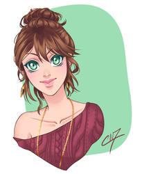 Lyla from LSH