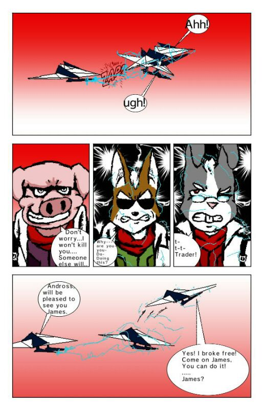 Star Fox 3: The Bootleg THE ORIGIN - Page 7 by The-Book-of-Derp on