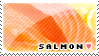 Salmon Stamp by TheTartestBite